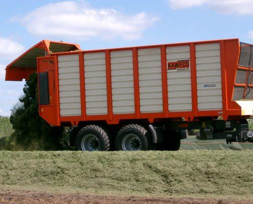 """Lade- und Silierwagen der Firma Kaweco, Modell """"Radium 45"""""""
